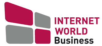Internet World Business Logo