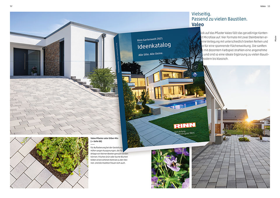 Rinn Beton- und Naturstein digitalisiert mit w&co seine Fertigungsprozesse